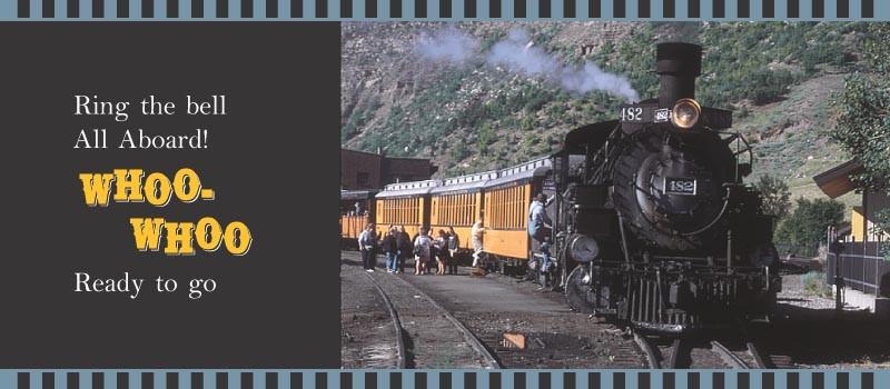 All Aboard: a True Train Story
