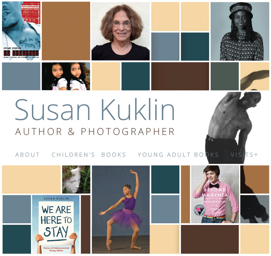 Susan Kuklin, author and photographer