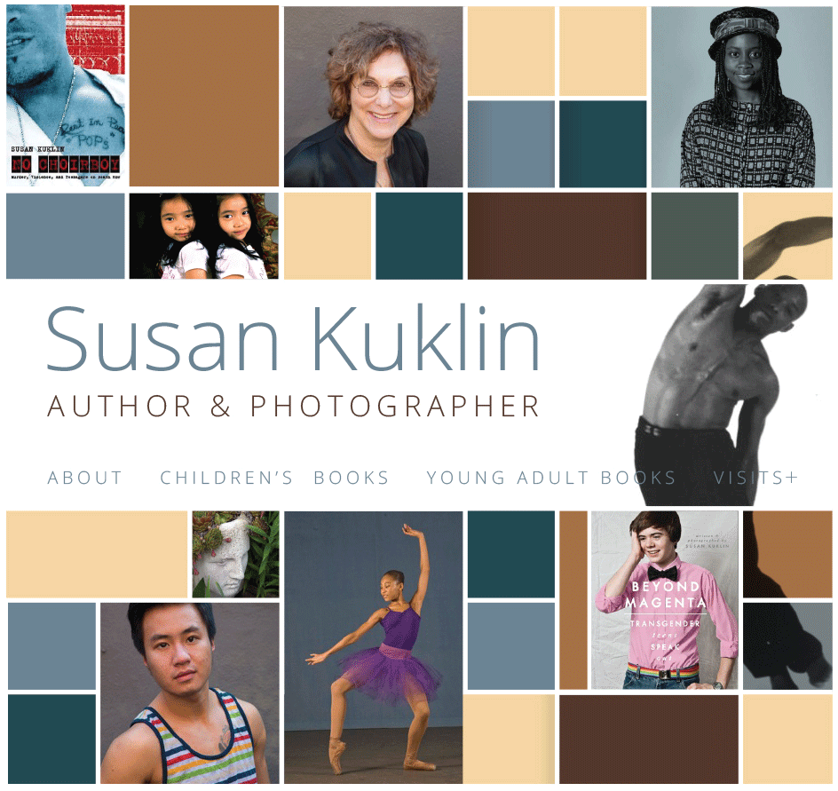 Susan Kuklin author and photographer