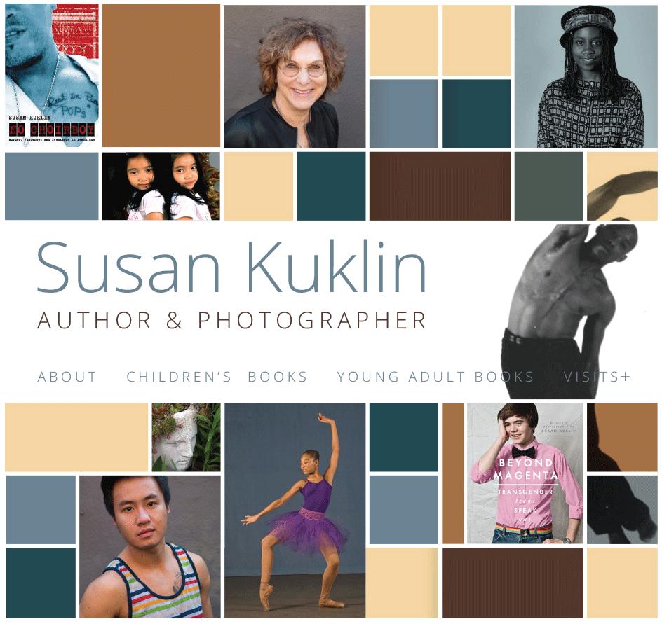 Susan Kuklin author and photographer